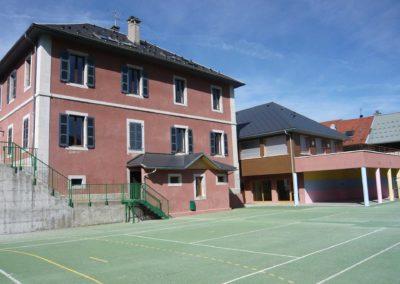 Restructuration-de-l'école-de-Seythenex